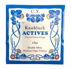 Knobloch Actives 450 CX struny do gitary klasycznej mid high